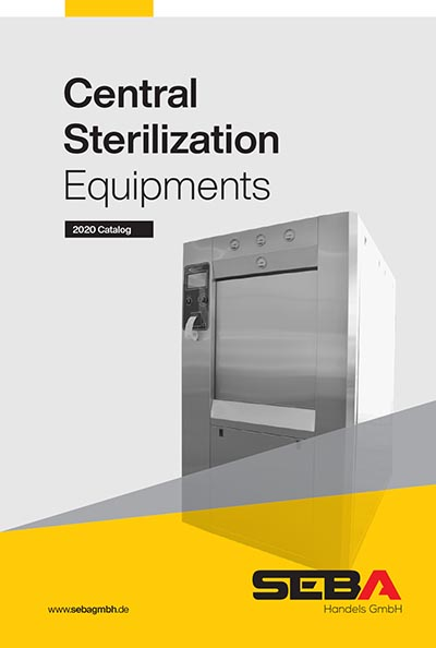 Seba Central Sterilization Equipments Catalog