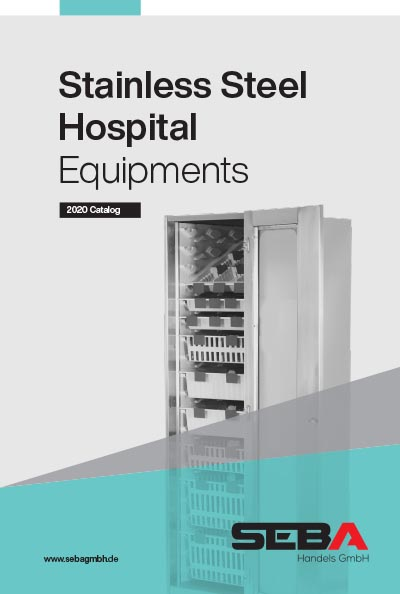 Stainless Steel Hospital Equipment PDF Catalog