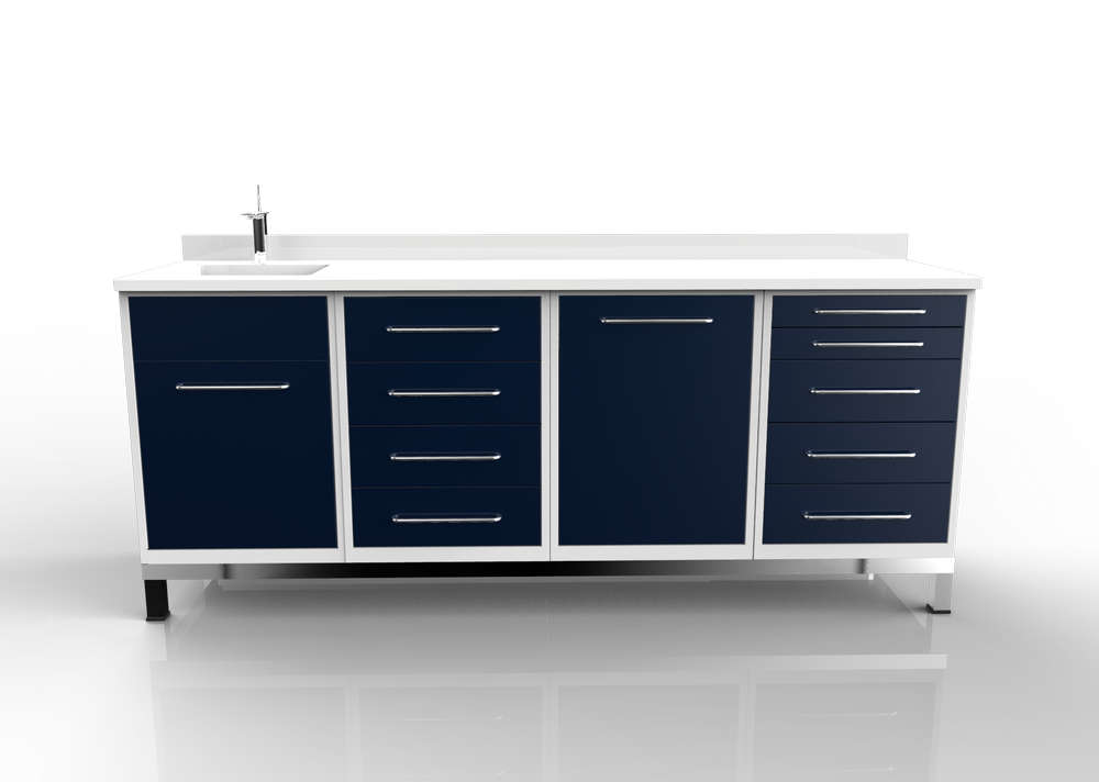 Dental Clinic Cabinets Design 015