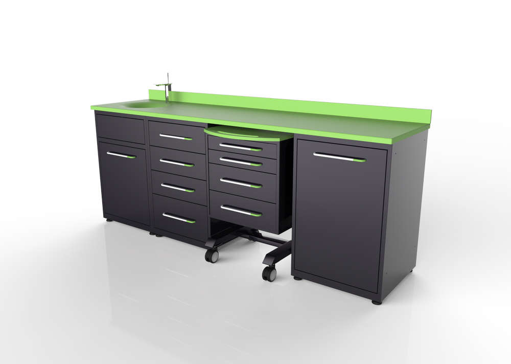 Dental Clinic Cabinets Design Seba Handels Gmbh