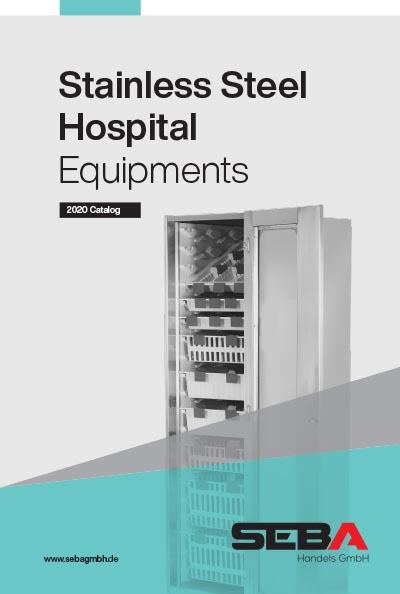 Stainless Steel Hospital Equipment PDF Catalog